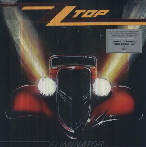 ZZ Top - Eliminator [Import]