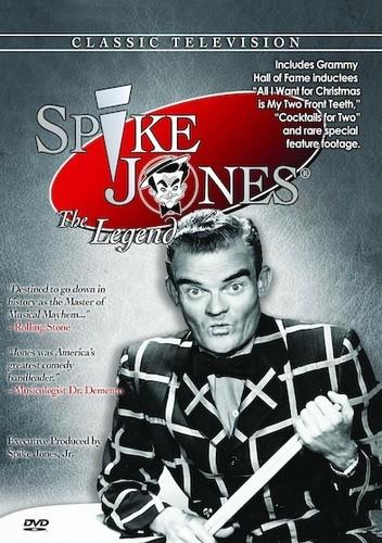 Spike Jones Legend