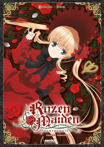 Rozen Maiden: Zuruckspulen: Complete Collection