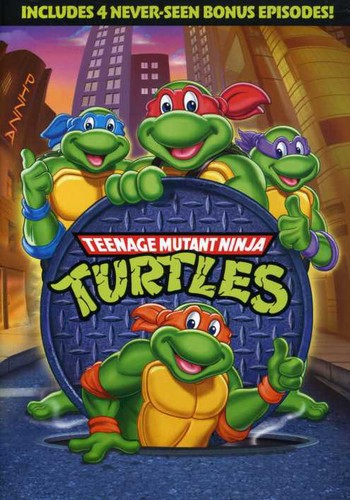 Teenage Mutant Ninja Turtles: Season 1