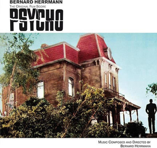 Psycho (Original Motion Picture Soundtrack) [Import]