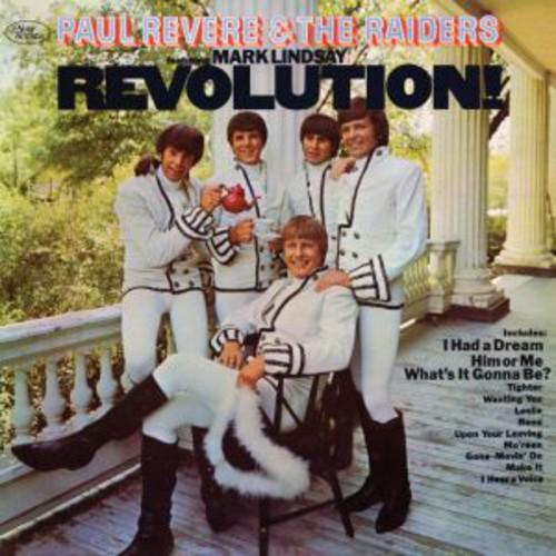 Revolution: Deluxe [Import]