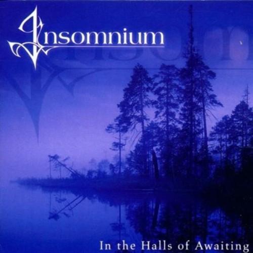 Insomnium - In The Halls Of Awaiting (Blue) [Colored Vinyl]
