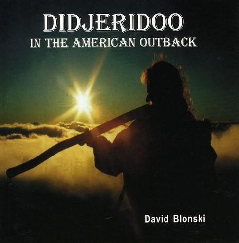 Didjeridoo in the American Outback