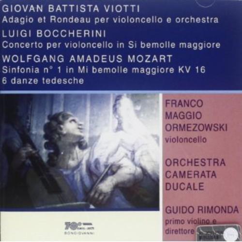 Adagio & Rondeau for Cello & Orchestra