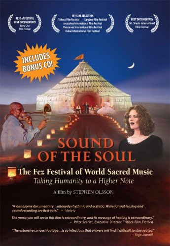 Francoise Atlan & the Mohammed Brioul Orchestra - Sound of the Soul