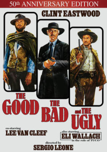 Good, the Bad and the Ugly (1 DVD) - Good Bad & Ugly