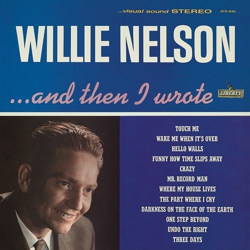 Willie Nelson - ...And Then I Wrote [Limited Edition Colored LP]
