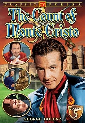 The Count of Monte Cristo: Volume 5