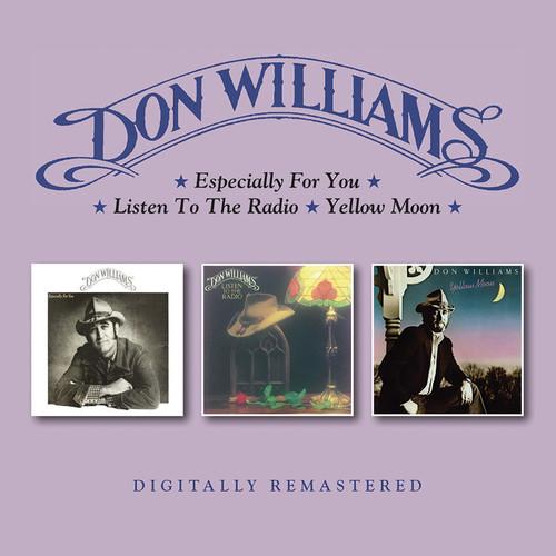 Don Williams - Especially For You / Listen To The Radio / Yellow