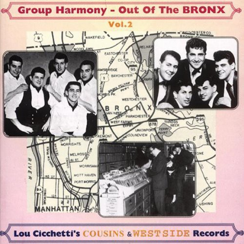 Out Of Bronx 2: Doo-woop Cousins & West Side /  Var