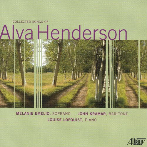 Collected Songs of Alva Henderson