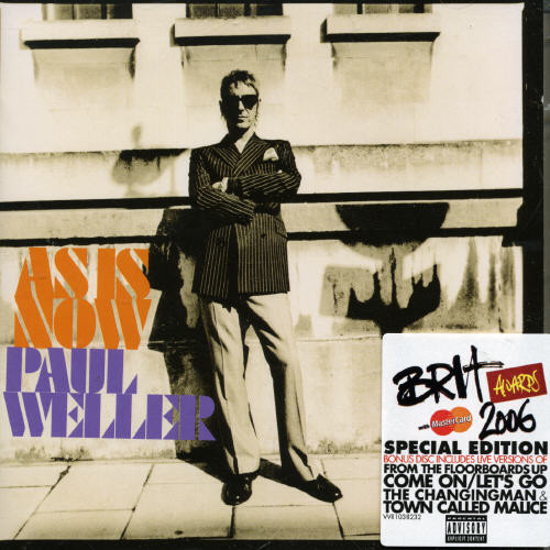 Paul Weller - As Is Now-Brits Special Edition