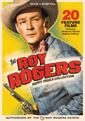 The Roy Rogers Happy Trails Collection