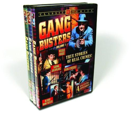 Gang Busters 1-3