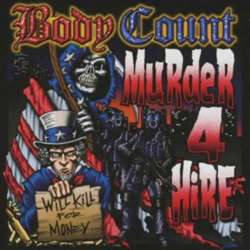 Body Count - Murder 4 Hire (Uk)