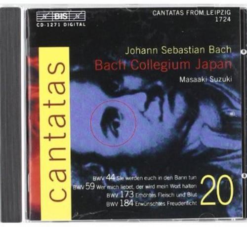 Cantatas 20