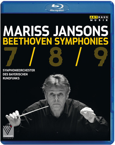 Beethoven: Symphonies Nos. 7-9