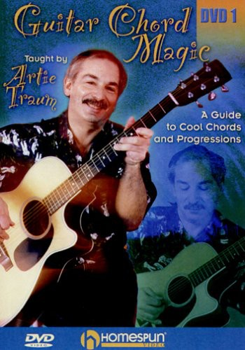 Guitar Chord Magic 1: A Guide to Cool Chords &