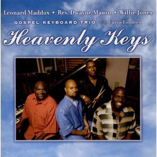 Heavenly Keys-Gospel Keyboard Trio