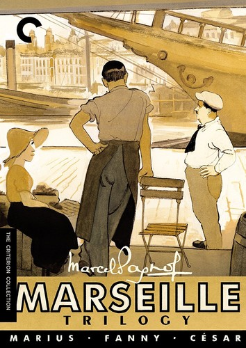 The Marseille Trilogy (Marius, Fanny, Cesar) (Criterion Collection)