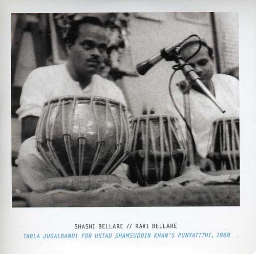 Tabla Jugalbandi for Ustad Shamsuddin Khan's Punyatithi, 1969