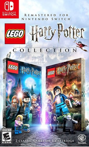 - LEGO Harry Potter Collection for Nintendo Switch