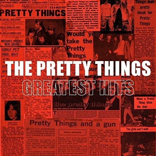 The Pretty Things - Greatest Hits [2LP]