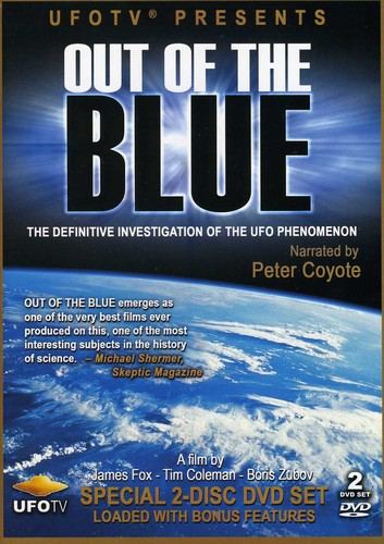 Out of the Blue: The Definitive Investigation of the UFO Phenomenon