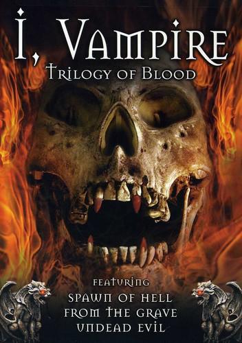 I, Vampire: Trilogy of Blood