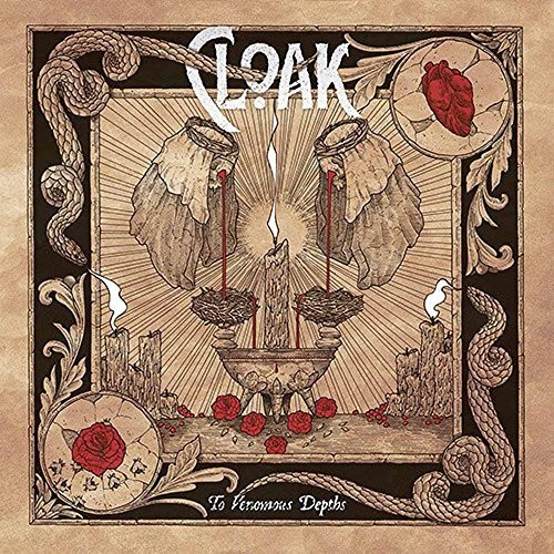 Cloak - To Venomous Depths [Import LP]