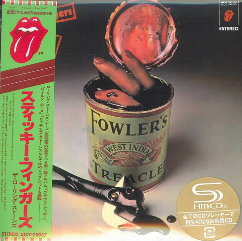 The Rolling Stones - Sticky Fingers (Spanish Version) (SHM-CD / Paper Sleeve / Remastered) [Import]