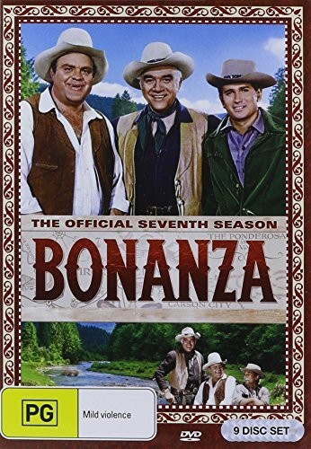 Bonanza: Season 7 [Import]