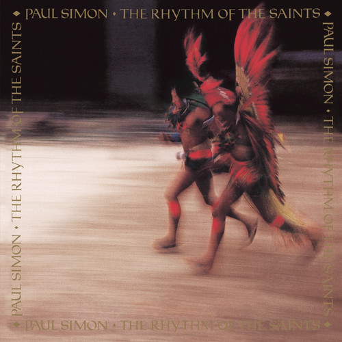 Paul Simon - The Rhythm of the Saints [LP]