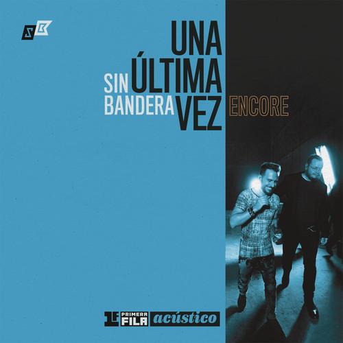 """Primera Fila Acustico """"Una Ultima Vez - Encore"""""""