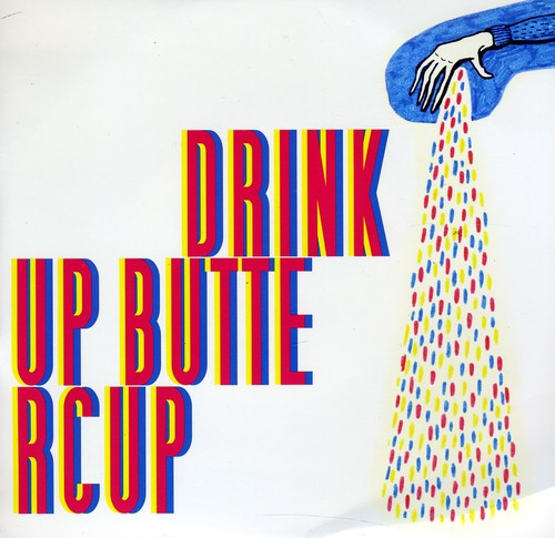 Drink Up Buttercup - Even Think b/w Heavy Hand