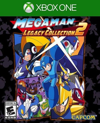 Mega Man Legacy Collection 2 for Xbox One