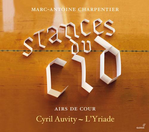 Cyril Auvity - Stances Du Cid - Airs De Cour