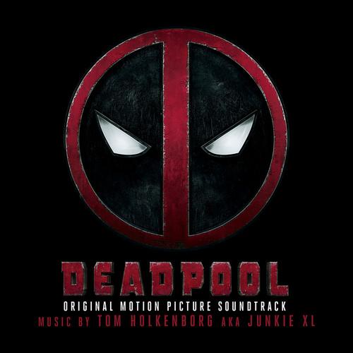 Various Artists - Deadpool (Original Soundtrack Album) [2-LP, 180 gram, Red/Black Starburst Vinyl]