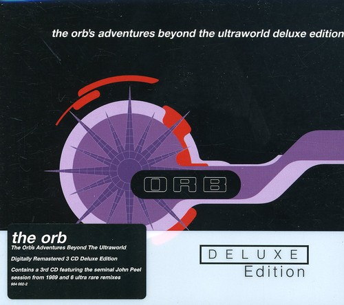 The Orb - Orb's Adventures Beyond The Ultraworld (Ger) [Deluxe]