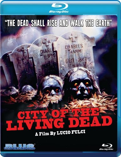 City of the Living Dead (aka The Gates of Hell)