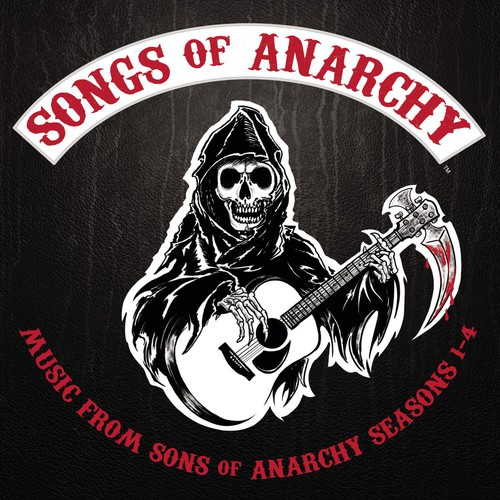 Sons Of Anarchy [TV Series] - Sons of Anarchy: Seasons 1-4 (Original Soundtrack)