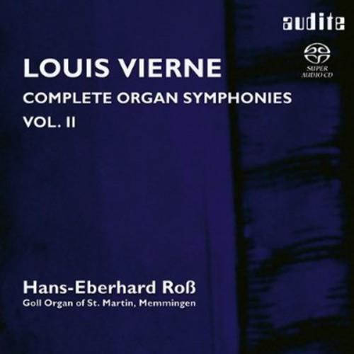 Organ Symphonies 2: Op 28 & Op 32