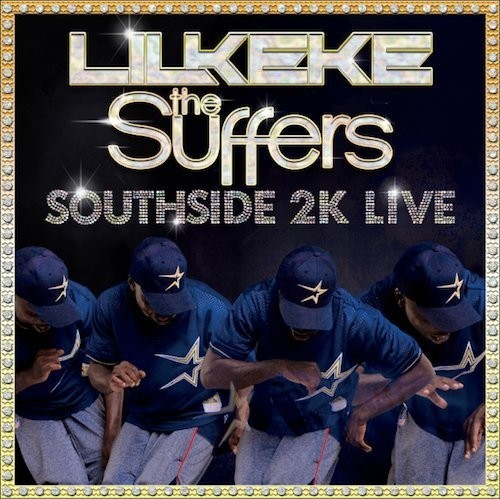 Lil' Keke - Southside 2k Live [Limited Edition Transparent Blue/Gold 7in Single]