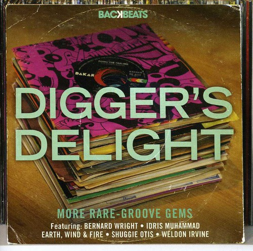 Backbeats: Diggers Delight More Raregroove Gems [Import]