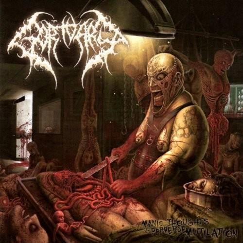Manic Thoughts Of Perverse Mutilation