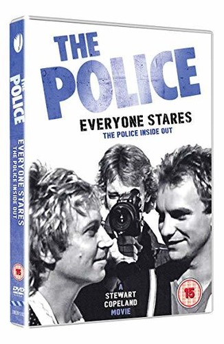 The Police - Everyone Stares - The Police Inside Out [DVD]