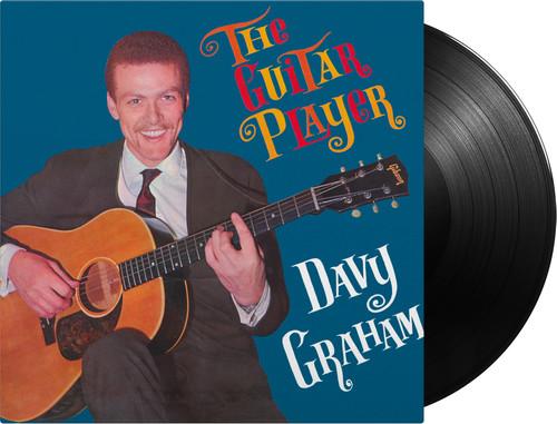 Davy Graham - Guitar Player (Blk) [180 Gram]