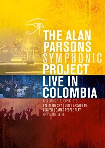 The Alan Parsons Symphonic Project - Live In Colombia [DVD]