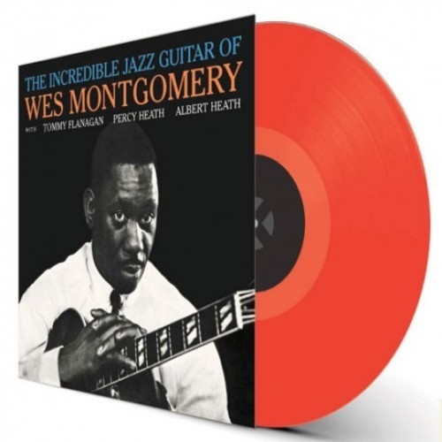 Wes Montgomery - Incredible Jazz Guitar Of Wes Montgomery [Colored Vinyl]